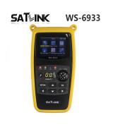 WS-6933 CAMPING CAR POINTEUR SATELLITE PRO DVB-S2 SATFINDER