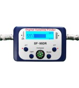 Pointeur satellite digital satfinder