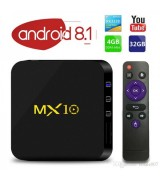 Box MX10 Android 8.1 4G 32G